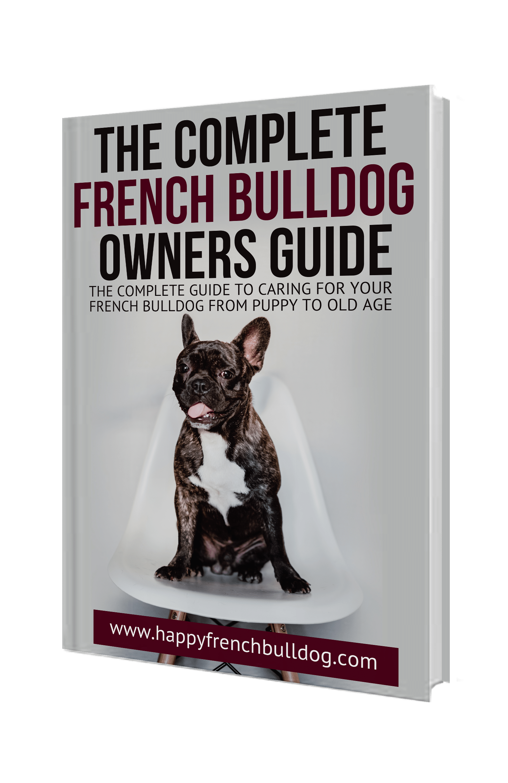 The Complete French Bulldog Owners Guide cover